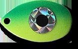 walleye-green