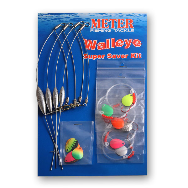 Super Saver Walleye Kit