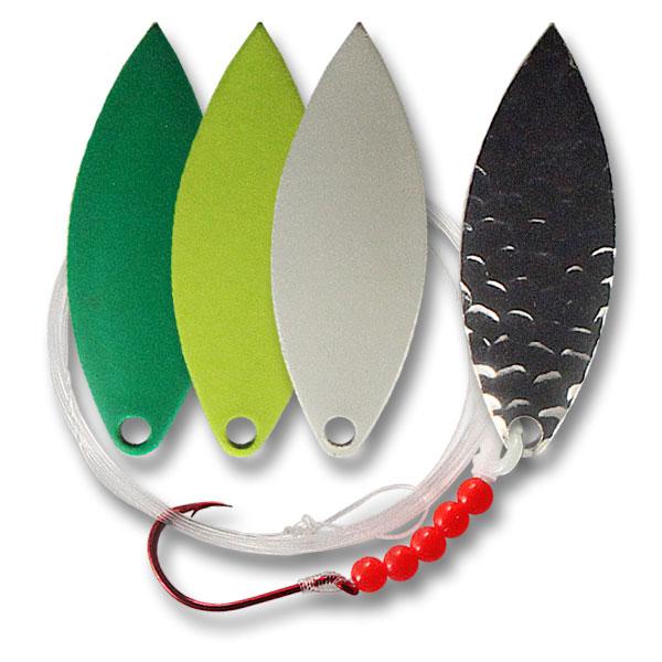 Willow-Leaf-#3-half-1-Hook-Assorted-Set